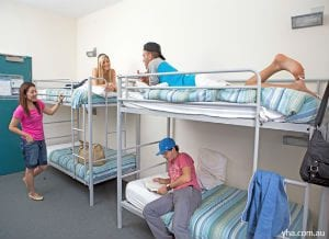 Sports Group Accommodation